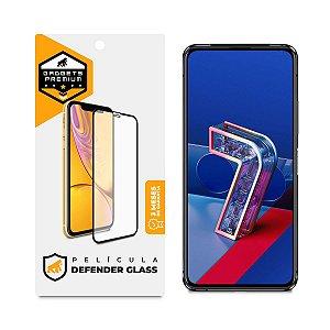 Película Defender Glass para Asus Zenfone 7 ZS670KS - Preta - Gshield