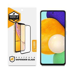 Película Defender Glass para Samsung Galaxy A52 5G - Preta - Gshield