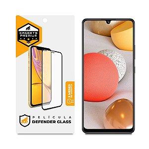 Película Defender Glass para Samsung Galaxy A42 5G - Preta - Gshield