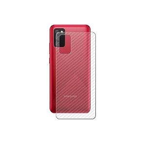 Película Traseira de Fibra de Carbono para Samsung Galaxy A02S - Gshield