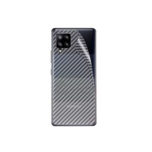 Película Traseira de Fibra de Carbono para Samsung Galaxy A12 - Gshield