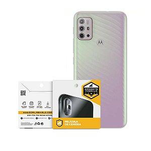Película para Lente de Câmera para Motorola Moto G10 - Gshield