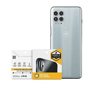 Película para Lente de Câmera para Motorola Moto G100 - Gshield