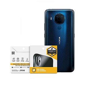 Película para Lente de Câmera para Nokia 5.4 - Gshield