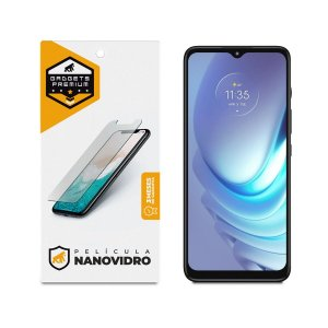 Película de Nano Vidro para Motorola Moto G50 - Gshield