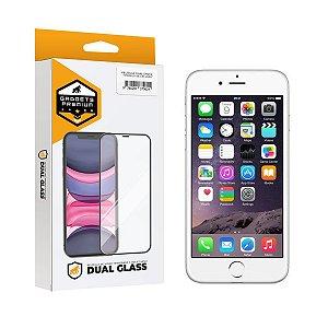 Película Dual Glass para iPhone 6 - Branca - Gshield
