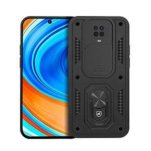 Capa Dinamic Cam Protection para Xiaomi Redmi Note 9s - Gshield