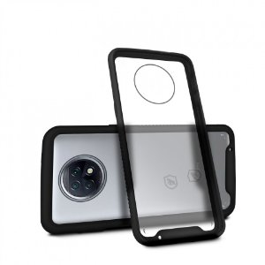 Capa Stronger Preta para Xiaomi Redmi Note 9T - Gshield