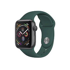 Pulseira Para Apple Watch 42mm / 44mm Ultra Fit - Verde Selva - Gshield
