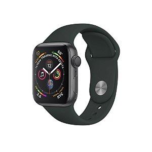 Pulseira Para Apple Watch 42mm / 44mm Ultra Fit - Verde Meia Noite - Gshield