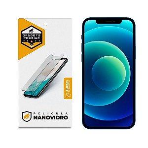 Película de Nano Vidro para iPhone 12 / 12 Pro - Gshield