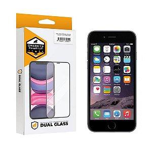 Película Dual Glass para iPhone 6s Plus - Preto - Gshield