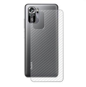 Película Traseira de Fibra de Carbono para Xiaomi Redmi Note 10S - Gshield