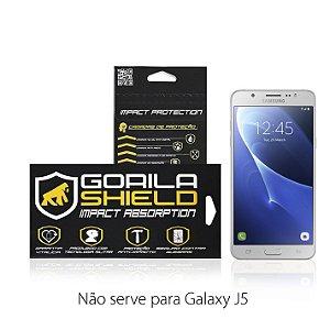 PELÍCULA DE VIDRO FRONTAL SAMSUNG GALAXY J5 METAL - GORILA SHIELD