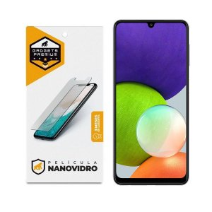 Película de Nano Vidro para Samsung Galaxy A22 4G - Gshield