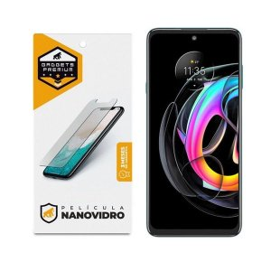 Película de Nano Vidro para Motorola Moto Edge 20 Lite - Gshield