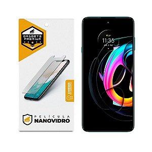 Película de Nano Vidro para Motorola Moto Edge 20 Pro - Gshield