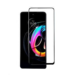 Película Coverage 5D Pro Preta para Motorola Moto Edge 20 Lite - Gshield