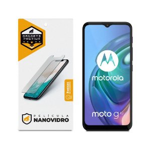 Película de Nano Vidro para Motorola Moto G20 - Gshield