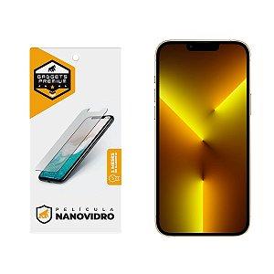 Película de Nano Vidro para iPhone 13 - Gshield