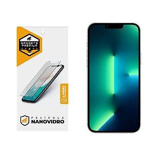 Película de Nano Vidro para iPhone 13 Pro Max - Gshield