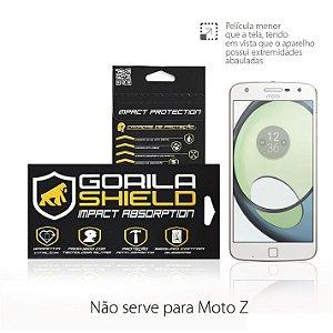 Película de Vidro para Motorola Moto Z Play - Gorila Shield