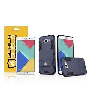 Kit Capa Armor e Película de vidro dupla para Samsung Galaxy A9 - Gorila Shield