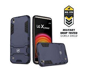 Capa Armor para LG X Power - Gorila Shield