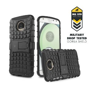 Capa D-Shield para Motorola Moto Z Play - Gorila Shield