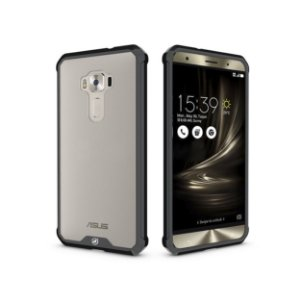 "Capa Ultra Slim Air Preta para Asus Zenfone 3 - ZE552KL - 5.5"" polegadas - Gorila Shield"