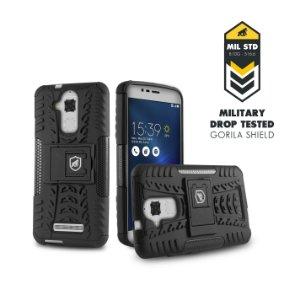 Capa D-Shield Asus Zenfone 3 Max - 5.2 Polegadas - ZC520TL - Gorila Shield