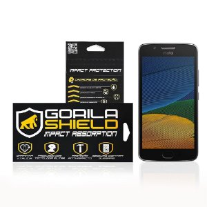 Película de Vidro para Motorola Moto G5 - Gorila Shield