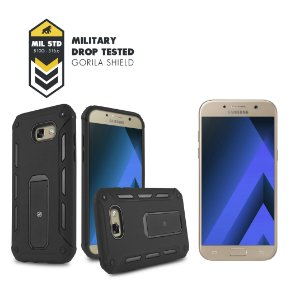 Kit Capa Tech Proof e Película de Vidro para Samsung Galaxy A5 2017 - Gorila Shield