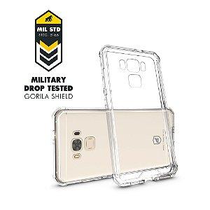 Capa Zenfone 3 Max 5.5 polegadas - ZC553KL - Ultra Clear - Gorila Shield