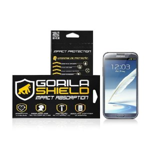 Película de Vidro para Samsung Galaxy Note 2 II - Gorila Shield
