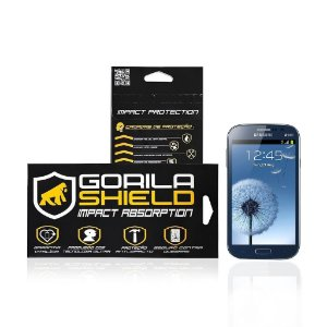 Película de vidro para Samsung Galaxy Grand Duos - Gorila Shield