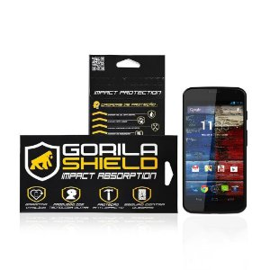 Película de vidro para Motorola Moto X - Gorila Shield