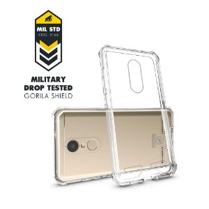 CAPA LENOVO VIBE K6 - ULTRA CLEAR - GORILA SHIELD