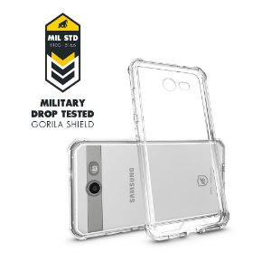 Capa para Samsung Galaxy J3 Prime - Ultra Clear - Gorila Shield