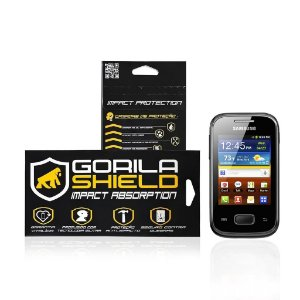 Película de vidro Samsung Galaxy Pocket - Gorila Shield