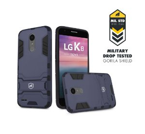Capa Armor para LG K8 2017 - Gorila Shield