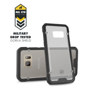 Capa Grip Shield para Samsung Galaxy S7 Flat  - Gorila Shield