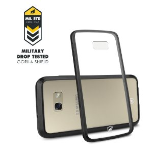 Capa Ultra Slim Air Preta para Samsung Galaxy A5 2017 - Gorila Shield
