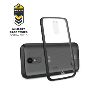 Capa Ultra Slim Air Preta para LG K4 2017 - Gorila Shield