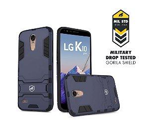 Capa Armor para LG K10 Pro - Gorila Shield