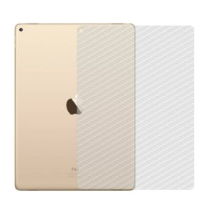 Película de Fibra de Carbono Traseira Transparente para - Apple iPad 2 - 3 - 4 - Gorila Shield