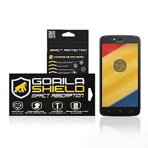 Película de Vidro para Motorola Moto C Plus - Gorila Shield