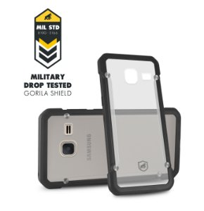Capa Grip Shield para Samsung Galaxy J1 Mini - Gorila Shield