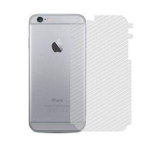 Película Traseira de Fibra de Carbono Transparente para Apple IPhone 6 Plus - Gorila Shield