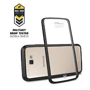 Capa para Samsung Galaxy J5 Prime - Ultra Slim Preta - Gorila Shield
